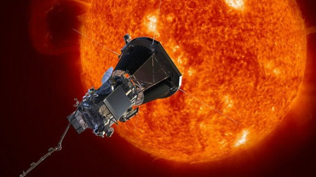 NASA Bu Kez Güneşi Hedef Aldı!