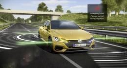 Volkswagen Arteon'dan Hayat Kurtaran Asistan!