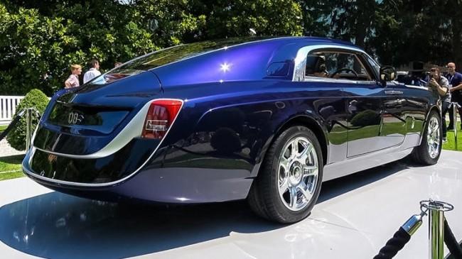 Rolls-Royce'un Yeni Aracı Dünyanın En Pahalısı!