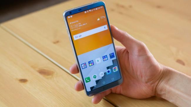 LG G7 Sesleri Yankılanmaya Başladı!
