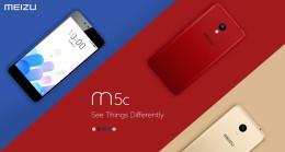 Meizu'dan Bütçe Dostu M5c Tanıtıldı!