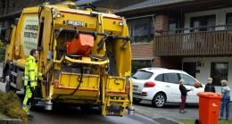 Sürücüsüz Çöp Arabası Test Aşamasında!