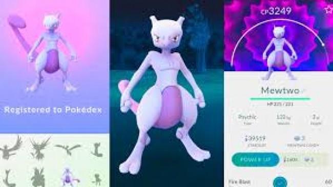 Mewtwo'nun Pokemon Go Oyununa Geleceği Açıklandı