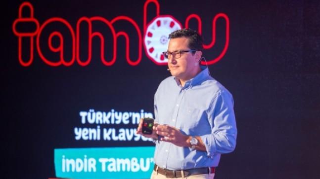 Türkiye'ye Özel Bir Dijital Milli Klavye Duyuruldu