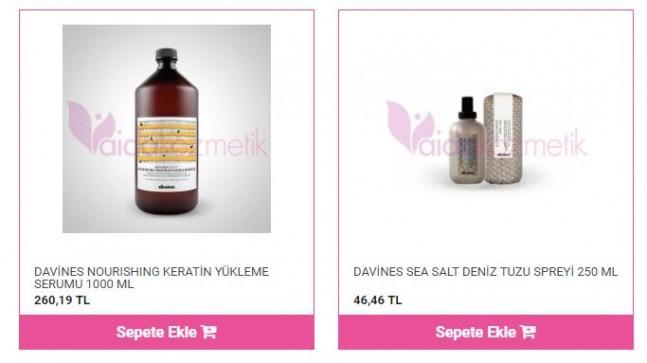 Davines Şampuan İçeriği
