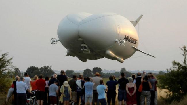 En Büyük Hava Test Aracı Göreve Hazır!