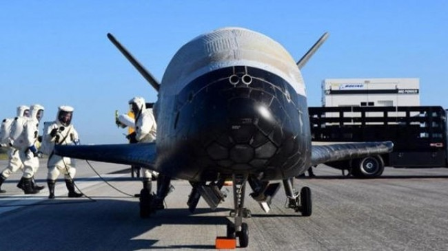 Boeing ABD'ye Uzay Aracı Üretiyor!