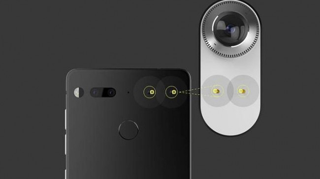 Telefonda Devrim! Essential Phone Tanıtıldı…