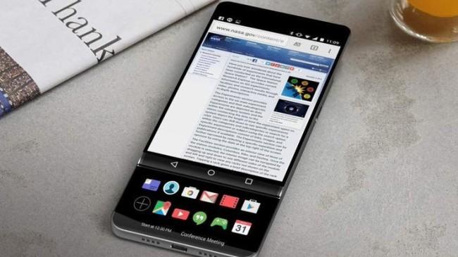 LG V30 Görüntüsüyle Fark Yaratacak!