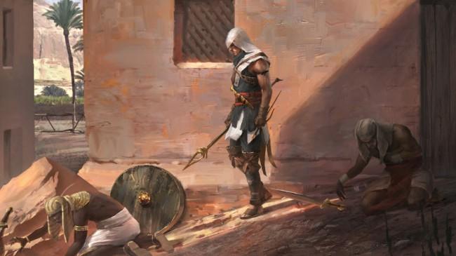 Assassin's Creed Origins'de Eski Anadolu Rüzgârı!