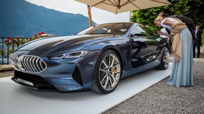 BMW 8 Serisi İçin Geri Sayım Başladı!