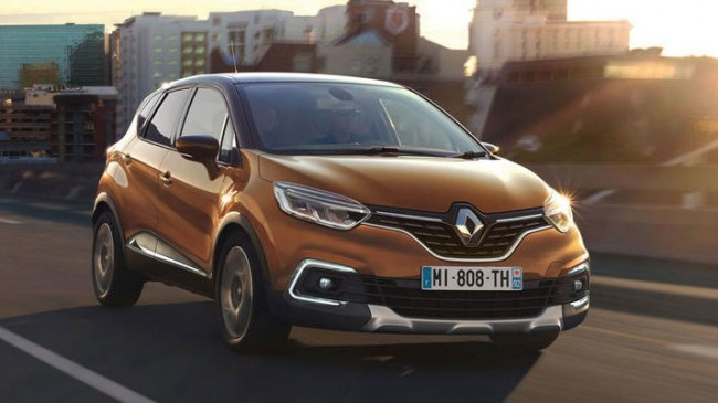 Renault Captur Türkiye'de Satışa Çıktı!