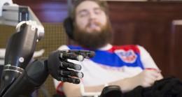 Robotlara Dokunma Hissi Kazandırılıyor!