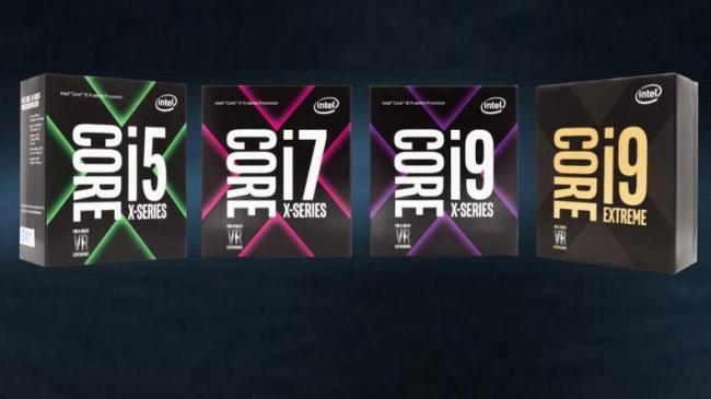 Intel Core X Serisi Duyuruldu!