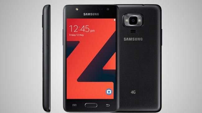 Samsung'den Yeni Z4 Tanıtımı Geldi!