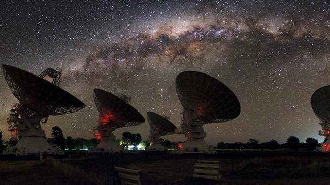 Uzaydan Farklı Sinyaller Algılandı!