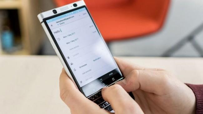 Yeni BlackBerry Snapdragon 625 ile Gelecek!