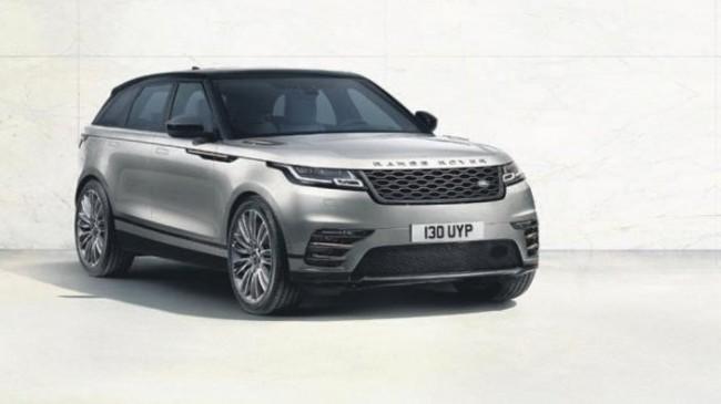Velar Modeli Range Rover Ailesine Katıldı