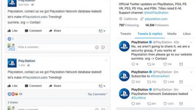 Playstation'un Hesaplarının Hacklendiği Açıklandı