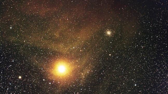 En Parlak 15. Yıldız Astronomlar Tarafından Görüntülendi