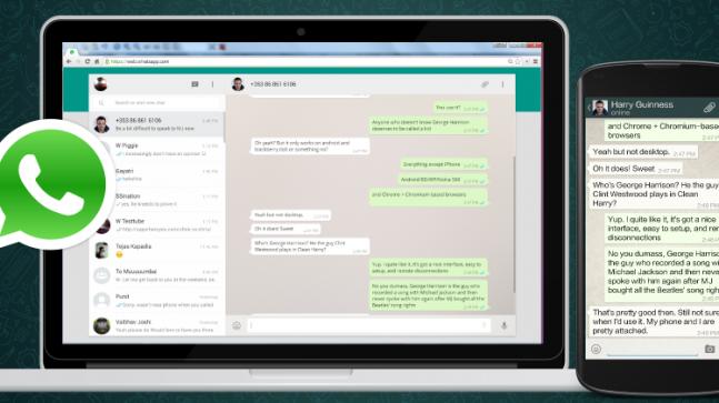 WhatsApp Web İçin Yeni Bir Tane Daha Özellik Duyuruldu